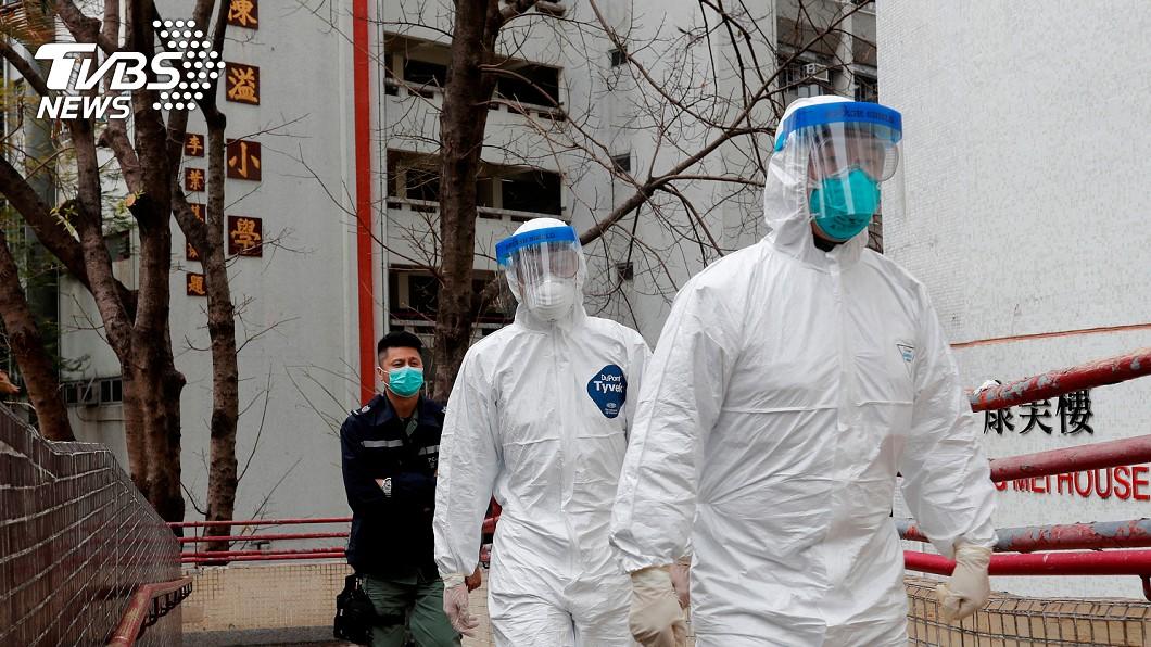 香港日前爆發疑似社區感染,民眾憂心。(示意圖,與該事件無關/達志影像路透社) 「社區感染終會來臨」 醫:最擔憂4件事