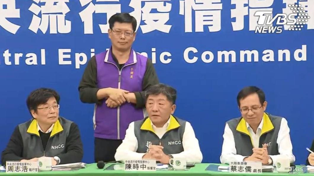 國內第10例確診武漢肺炎的患者,目前恢復狀況良好。(圖/TVBS資料畫面) 「家人變全民公敵!」確診台商訴心聲:生在台灣很幸福