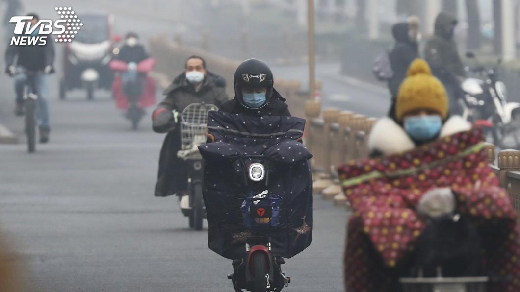 圖/達志影像美聯社 中國確診武漢肺炎近6萬例 單日暴增1.5萬例