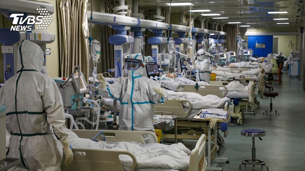 圖/路透社 快訊/確診個案添3例 香港總計56人染新冠肺炎