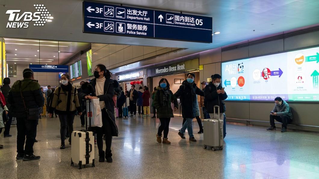 示意圖/TVBS 武漢肺炎衝擊航空業 首季損失恐達1500億元