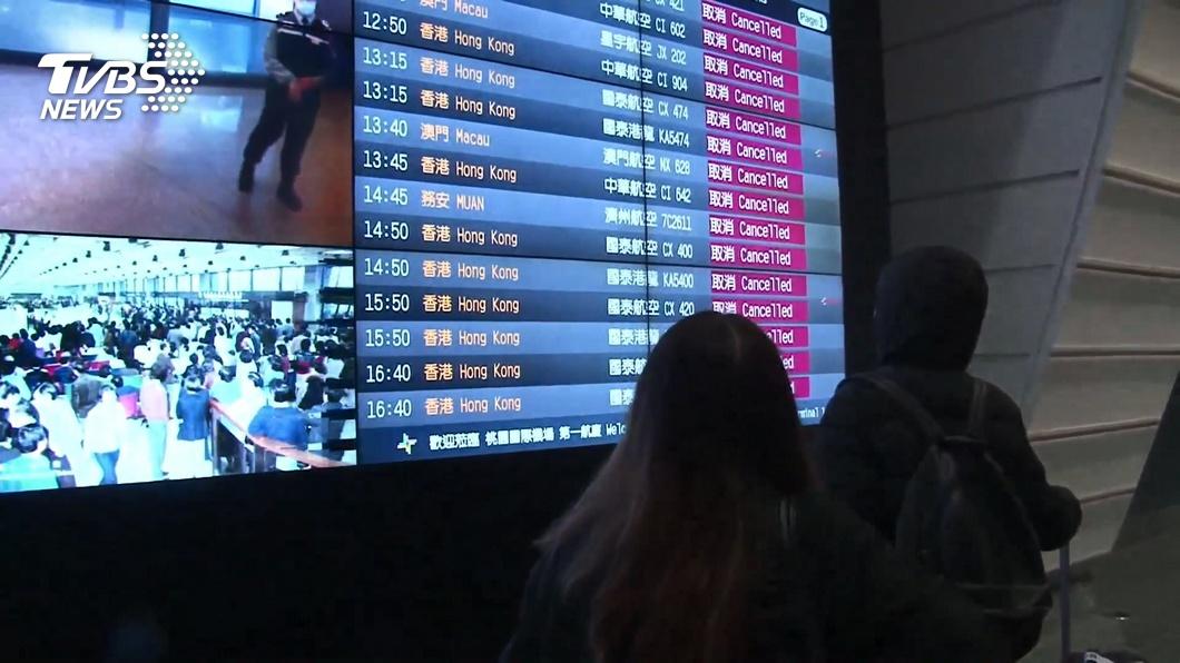 圖/TVBS 立即生效! 菲律賓政府解除對台旅遊禁令