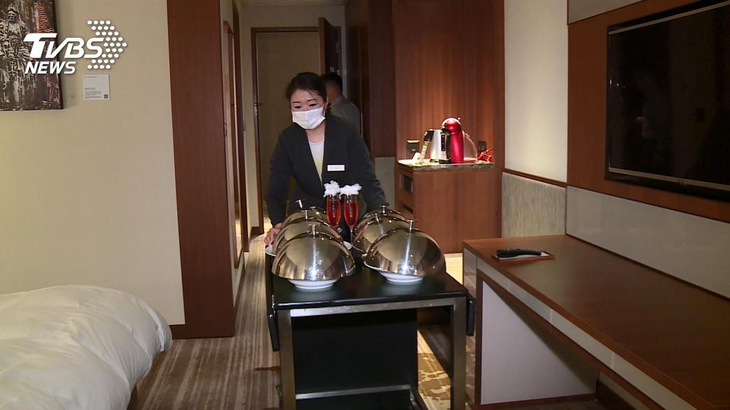 防疫大作戰! 防飛沫傳染飯店狂推「客房服務」