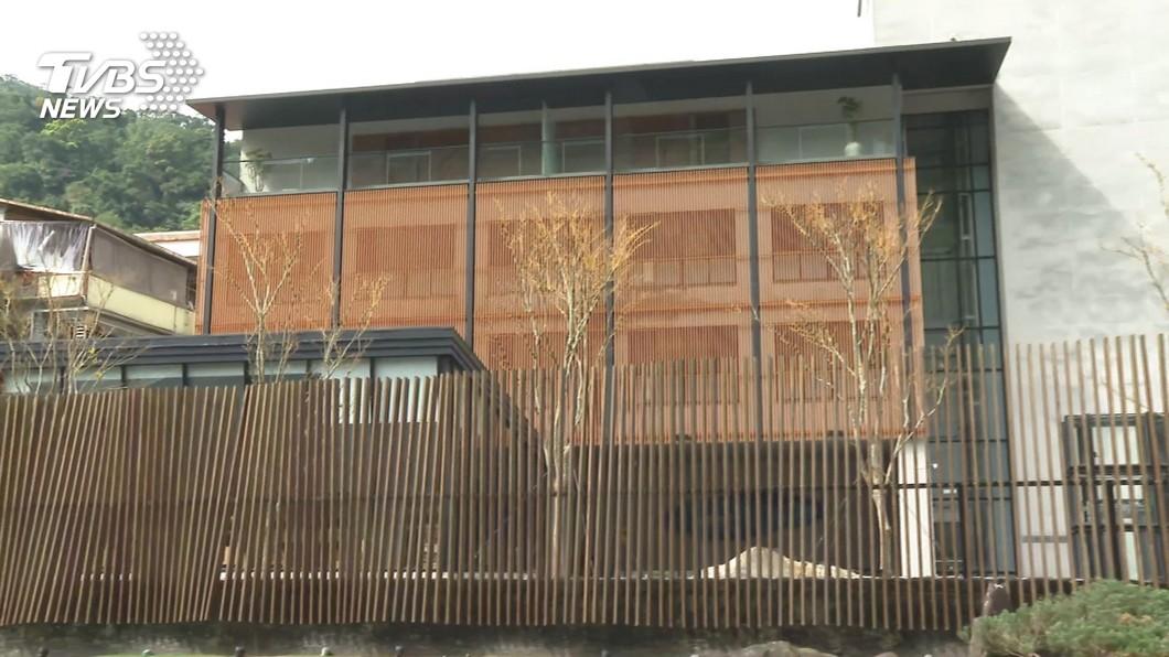圖/TVBS 疫情衝擊觀光! 溫泉旅館暫停住宿、用餐1月
