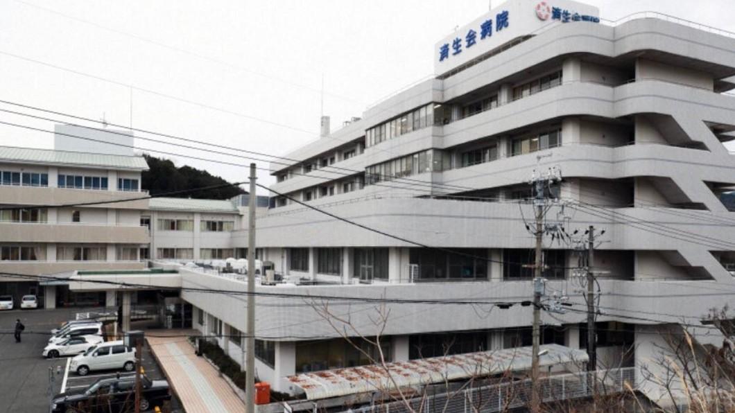 圖/翻攝自@sera1950推特 3天傳5確診!日和歌山醫院成疫情重災區