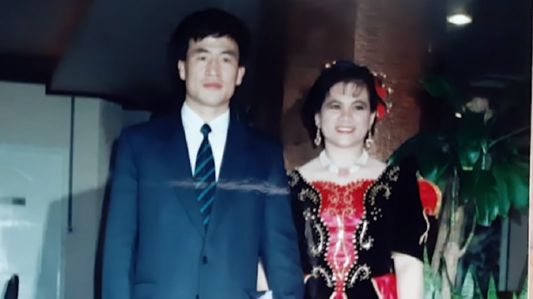 圖/翻攝自BBangjin YouTube 台版「愛的迫降」 北韓國手追台灣女人脫北