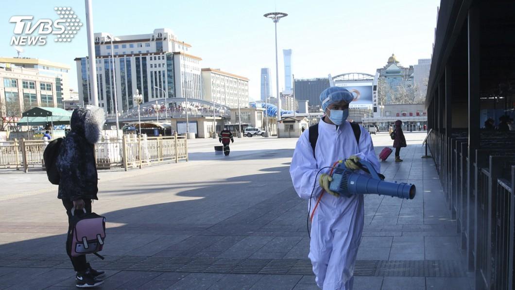 圖/達志影像美聯社 中國與世衛專家組 將共同考察北京廣東四川疫情