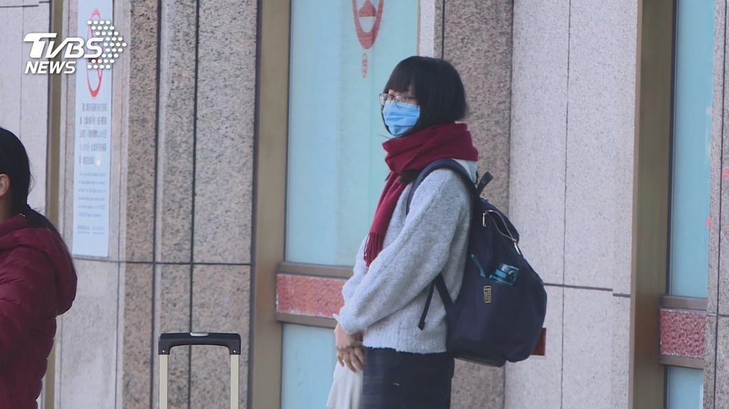 全台冷颼颼。(示意圖/TVBS) 寒流來了!全台20縣市低溫特報 「5處」恐下探6度