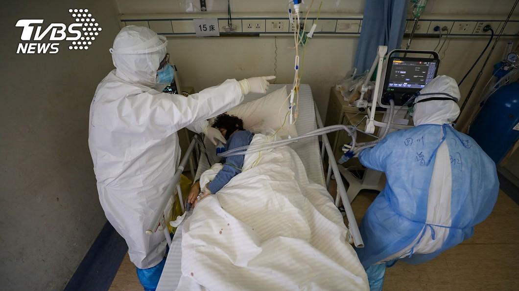 武漢肺炎疫情持續升溫。(示意圖,非當事人/達志影像路透社) 她隔離14日檢測呈陰性 過6天後確診新冠肺炎