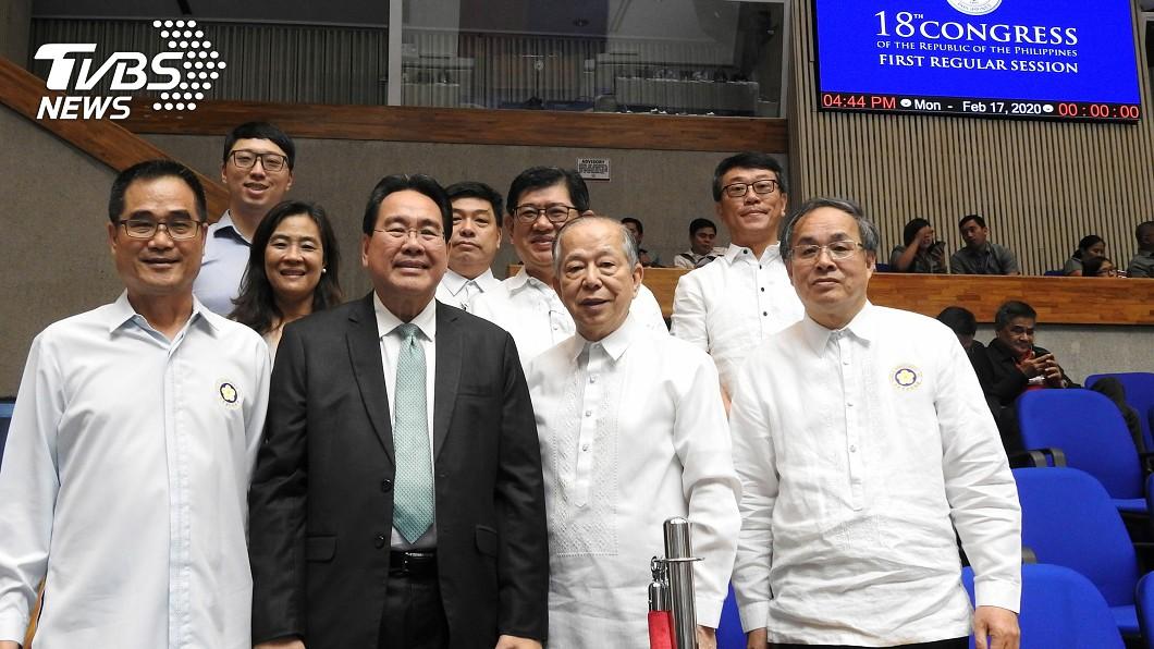 菲律賓眾議員促解除台灣旅行禁令 台商拜會致謝