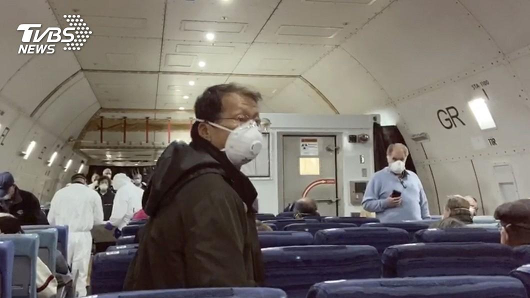 圖/達志影像美聯社 公主號14確診同坐美包機! 同機陸續出現症狀