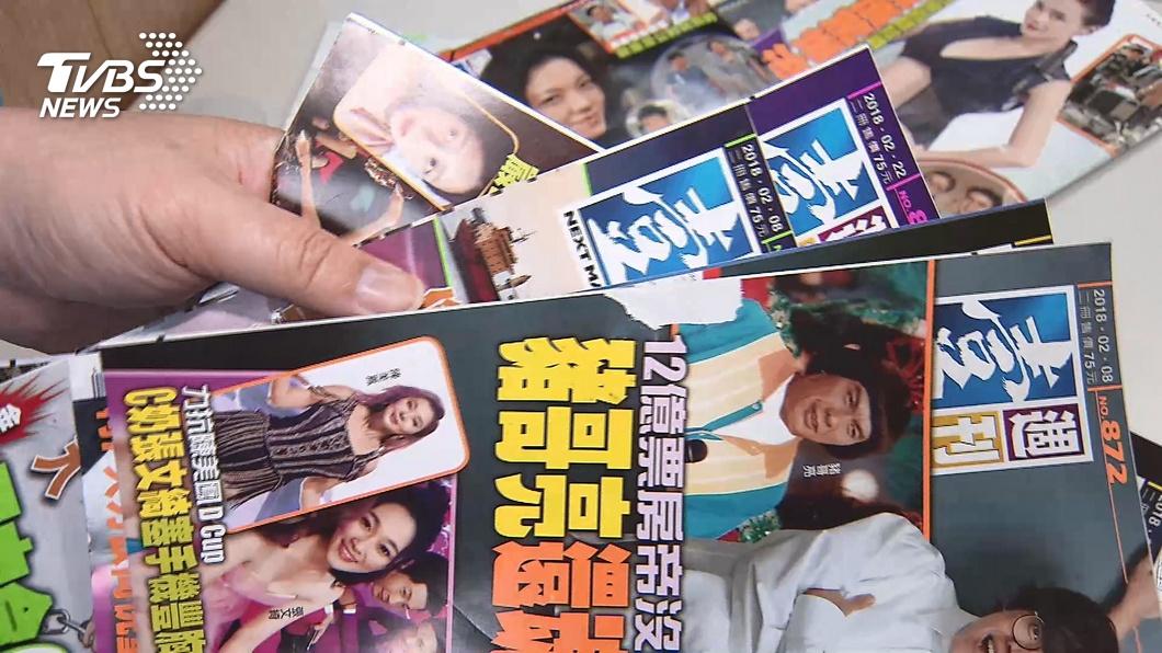 香港《壹週刊》即將結束營運。(圖/TVBS) 香港《壹週刊》結束營運 社長:享受過新聞自由就無悔