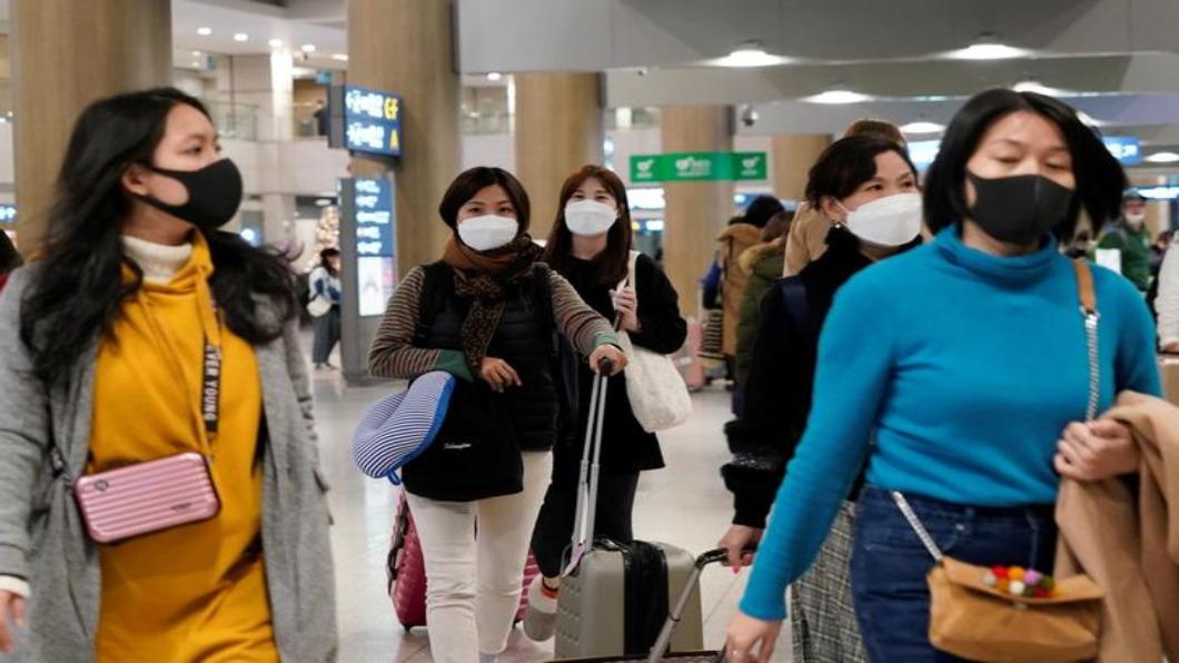 圖/達志影像路透 韓進入社區感染 爆增53例.大邱現超級傳染者