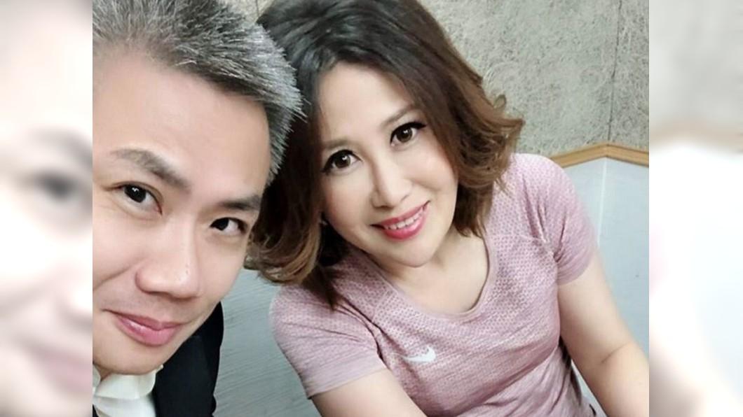 (翻攝/羅友志臉書) 曾被爆戀已婚陳斐娟 羅友志鬆口揭心機內幕