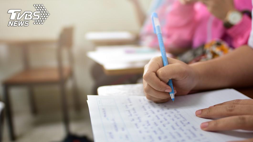 (示意圖/TVBS) 哪間學校恐最早達標停課?台大教授曝「某所」風險最高