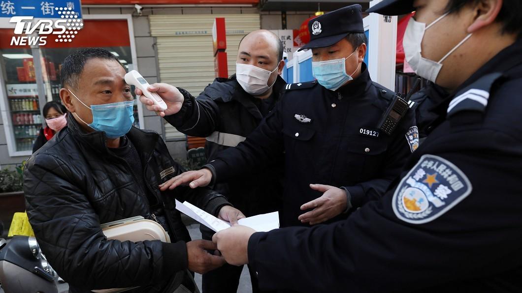 圖/達志影像路透社 疑武漢自訂冠狀病毒上報標準 延誤初期疫情防控