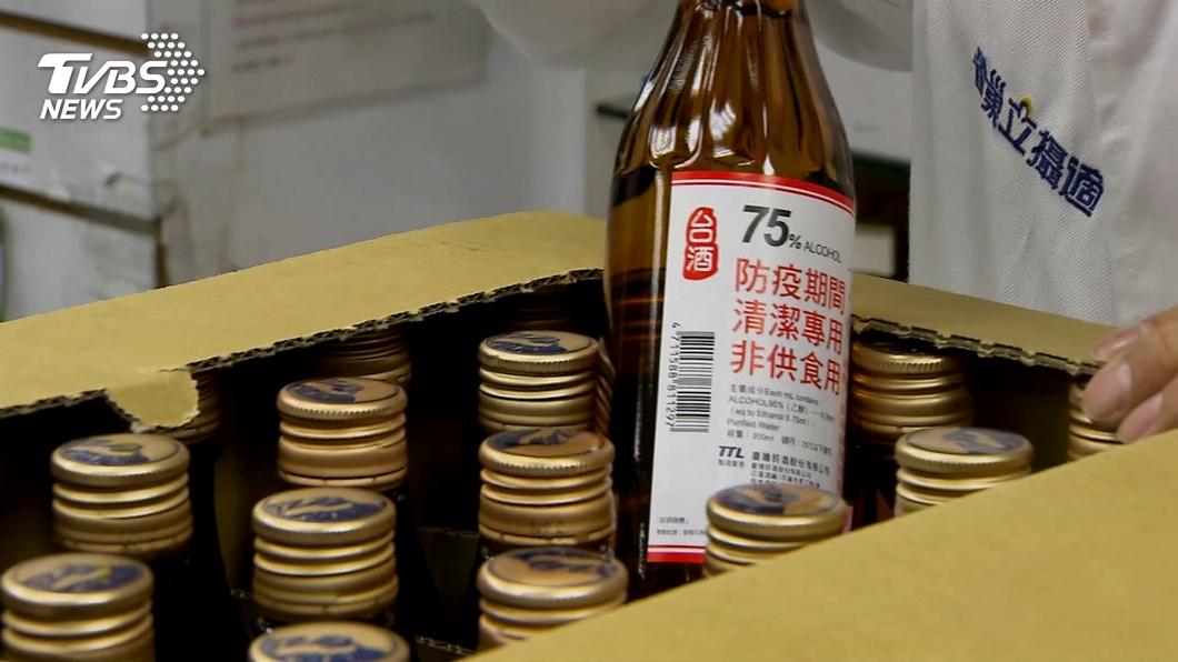 兒科醫師徐嘉賢提醒酒精並非萬能,而是在「沒辦法洗手的狀況下」使用的替代。(圖/TVBS資料照) 酒精非萬能!醫揭這些病毒沒在怕 「腸胃炎患者增加」