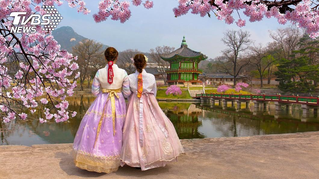 新冠肺炎在日韓延燒。(示意圖/TVBS) 為何南韓疫情爆發比日本快? 眾人揭「背後隱憂」
