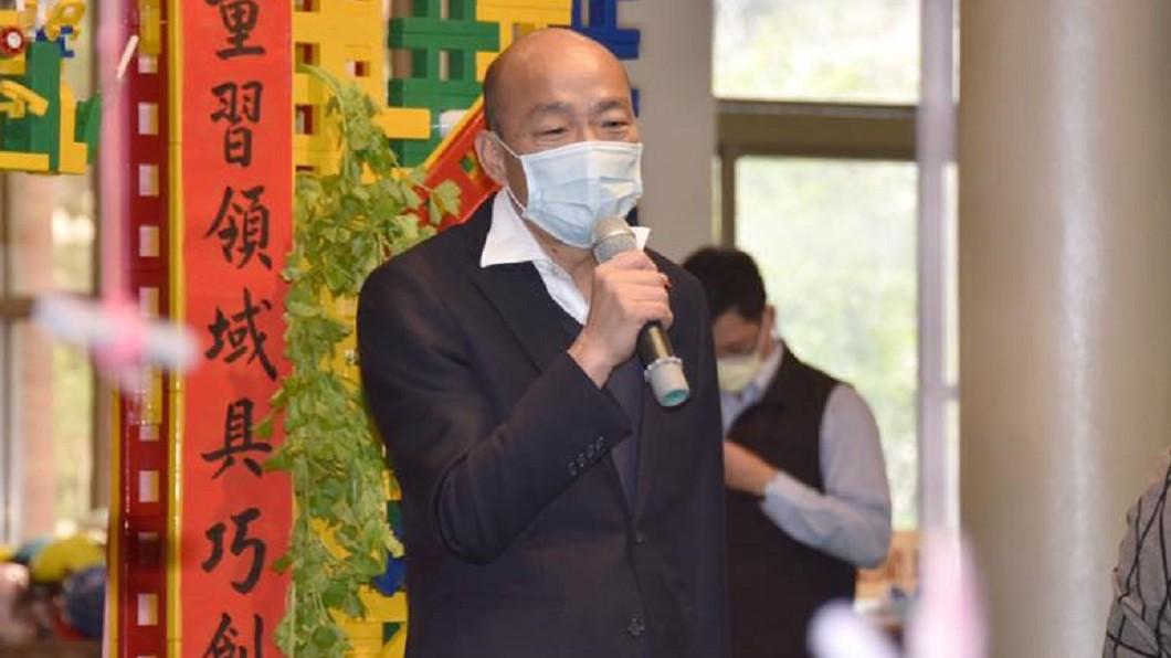高雄市長韓國瑜。(圖/翻攝自韓國瑜臉書) 罷韓爆驚人內幕!他點名「菊系背水一戰」:2大派在等