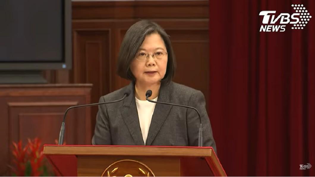 圖/TVBS資料照 TVBS民調/疫情衝擊!蔡英文最新執政滿意度出爐