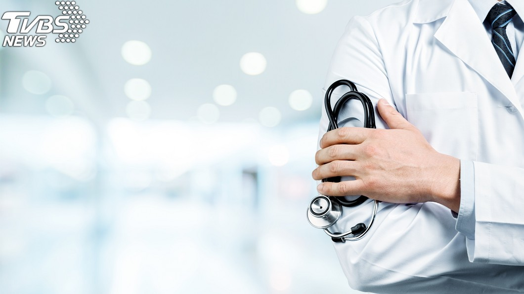醫師示意圖,與本文無關。(圖/TVBS) 轟台防疫「爛到不可思議」 醫怒吼:為何有人挺得下去?