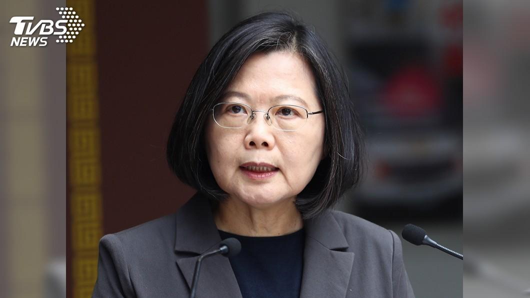 圖/中央社 3月瘋媽祖因應疫情暫緩 蔡總統:台灣最美麗的風景