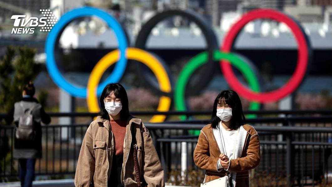 圖/路透社 「奧運要有不辦的備案」 這席話讓日本人心涼了