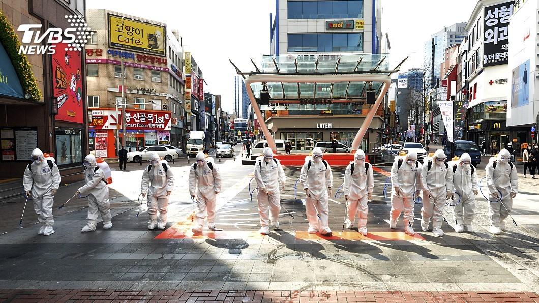 圖/達志影像美聯社 新天地會成疫爆中心 傳密令教友「去散播病毒」