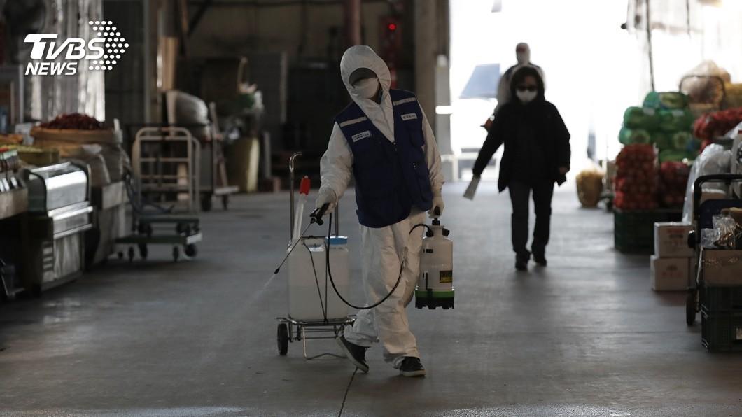 圖/達志影像美聯社 「零確診」是神話?還是謊話? 北韓鎖國拚防疫