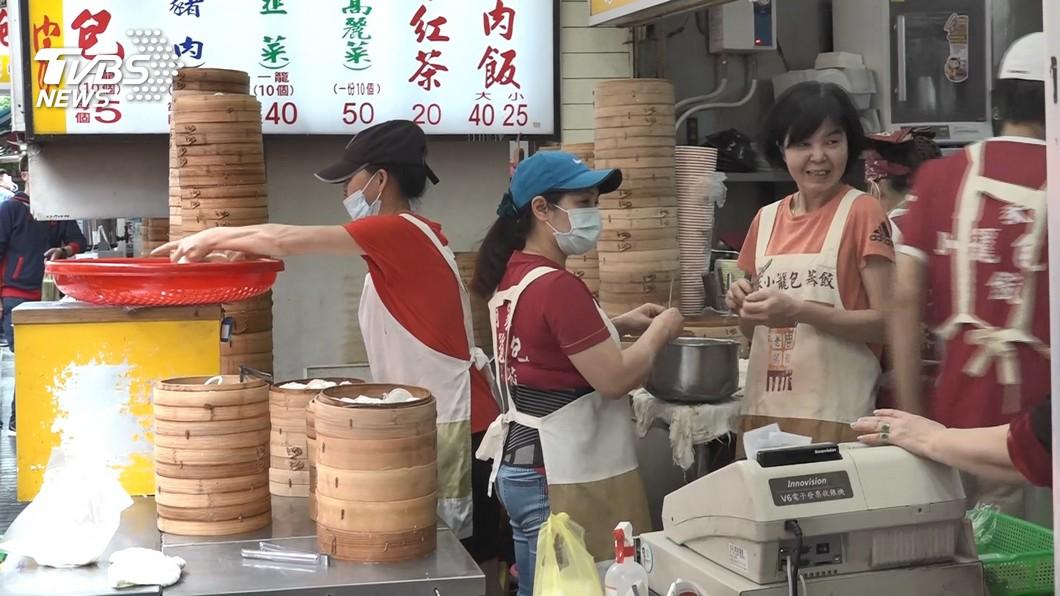 公正包子和周家蒸餃30年來頭一遭同時公休。(圖/TVBS資料畫面) 備料被吃光!花蓮「2必去名店」30年首次同時公休