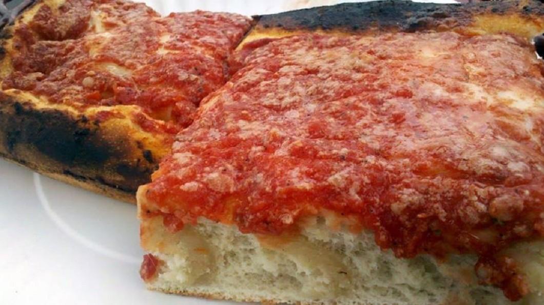 圖/翻攝自爐子煮賣所 Forno & Stufa臉書 像披薩卻不是披薩 費城番茄派成特色料理
