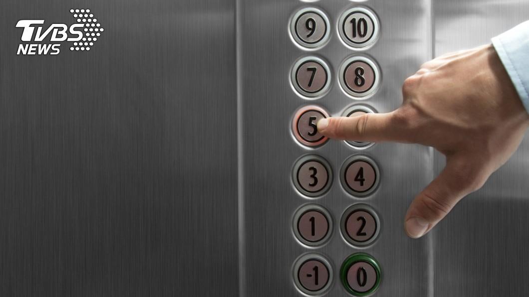 葉庭瑜教導大家如何消毒才能確實保護自己。(示意圖/TVBS) 電梯按鍵藏細菌…手髒了怎辦? 醫師籲「別碰3地方」