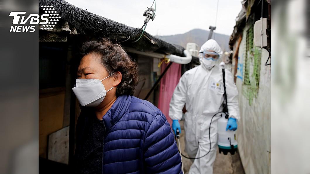 示意圖/達志影像路透社 防武漢肺炎 韓國國情院:北韓超過7千人遭隔離