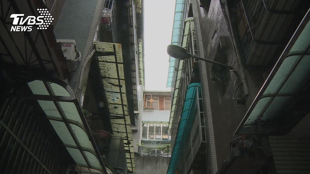 許多民眾買房會以公寓做優先考量。(示意圖/TVBS) 買新公寓選4樓或5樓哪層好?內行人曝:選錯樓會後悔