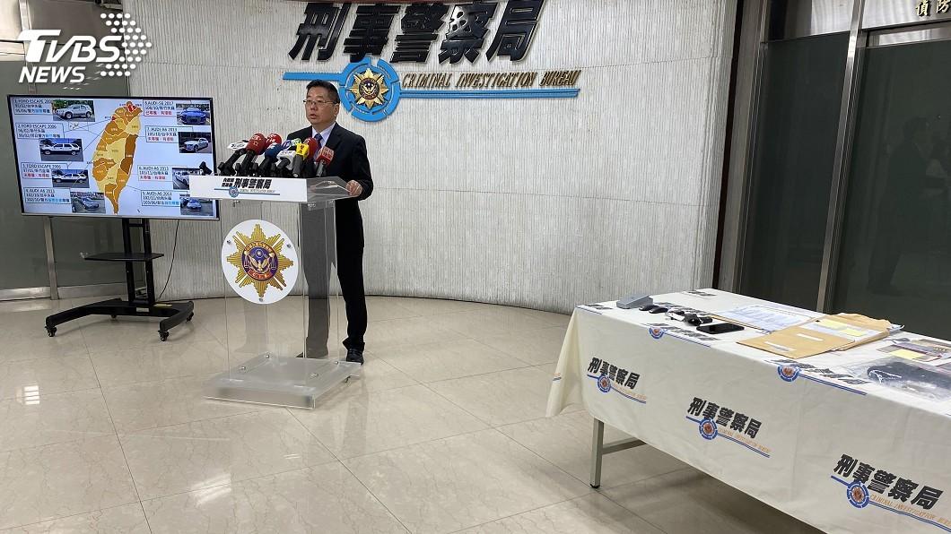 圖/中央社 謊報名車失竊詐保得手762萬 陳姓獸醫師遭逮