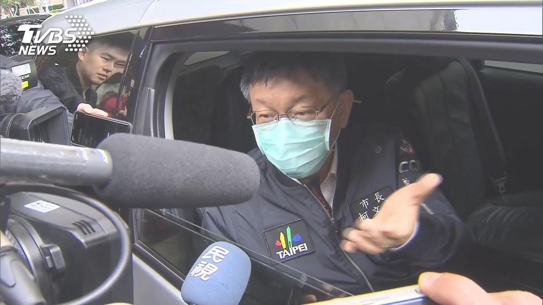 圖/TVBS資料照 柯文哲「勸劉真家屬放手」 親還原探視狀況:不好了