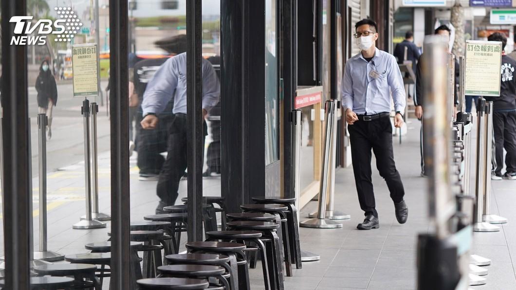 圖/中央社 疫情衝擊若未於3月底趨緩 國發會憂經濟損失擴大