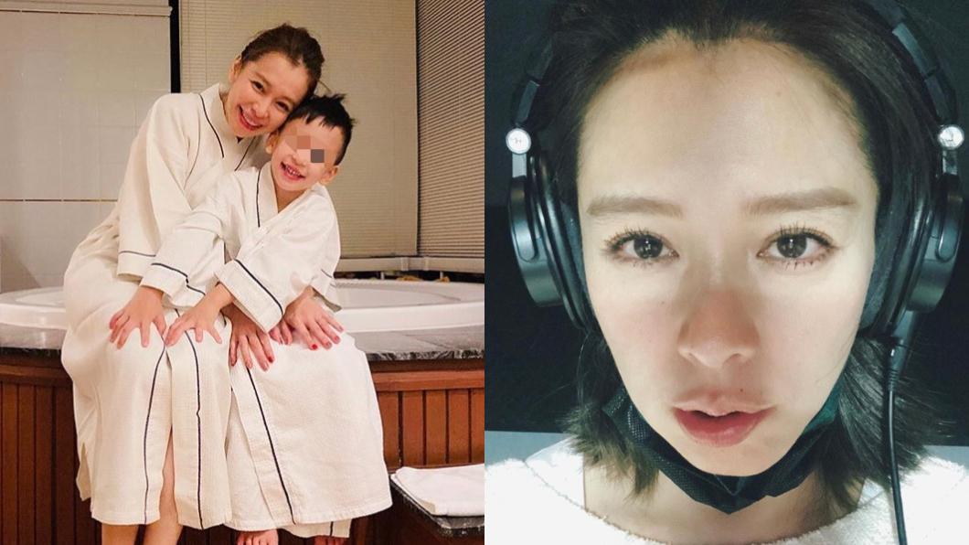 (圖/翻攝自徐若瑄Instagram) 徐若瑄自曝罹病「火燒心」 揭多年吞飯、熬夜壞習慣