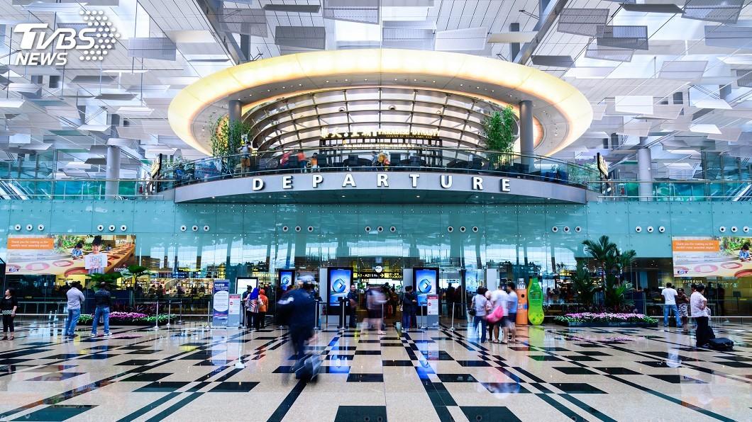 示意圖/TVBS 新加坡分階段恢復經濟 6/2起允許樟宜機場轉機