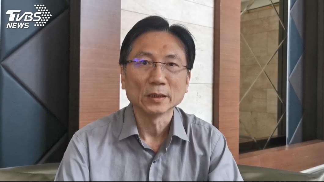 詹江村認為「台灣的年輕人只是奴性重」。(圖/TVBS資料照) 「台灣人快樂是因奴性重!」 他喊話港人別被誤導想移民