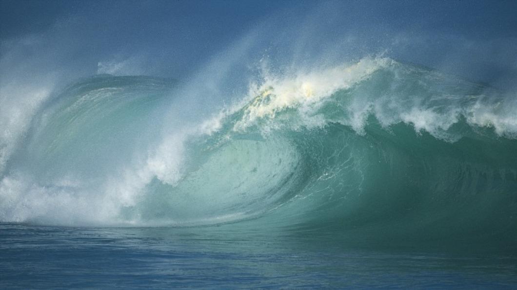 圖/達志影像 311岩手39M大浪解謎 無聲海嘯作祟