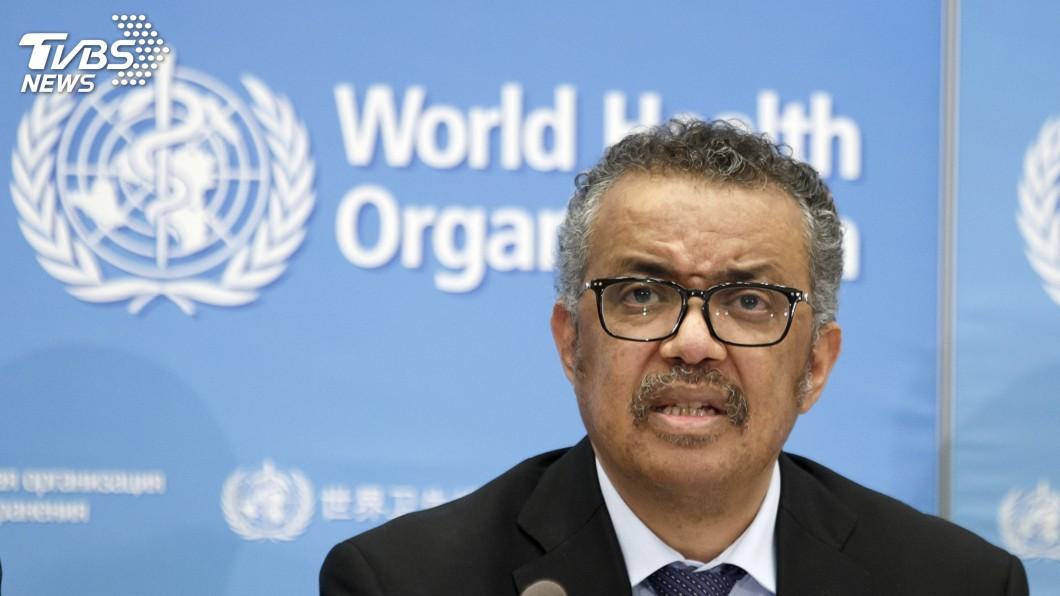WHO秘書長譚德塞表示:新冠肺炎進入全球大流行。(圖/美聯社) 譚德塞稱各國不作為致大流行 網怒:看一次噓一次