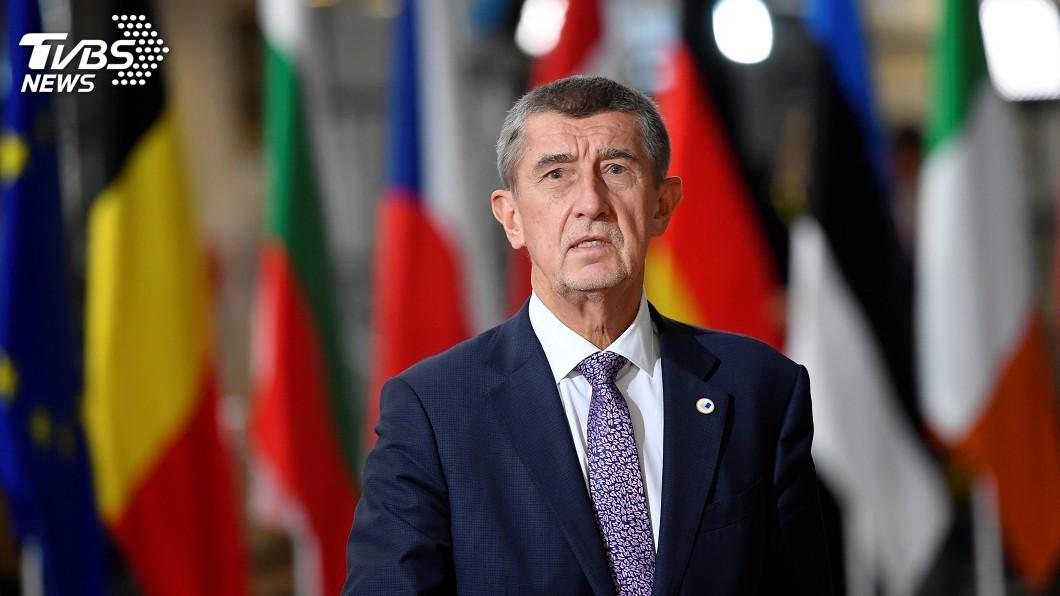 圖為捷克總理巴比斯。圖/達志影像路透社 中威脅「若訪台將報復」 捷克要求撤換中國大使呼聲高
