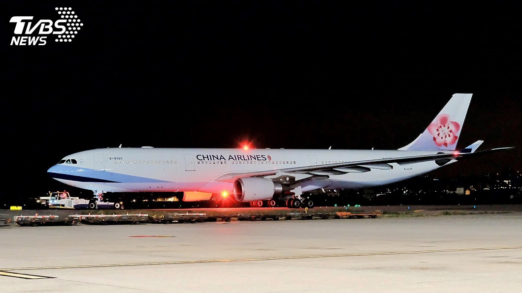 圖/中央社 華航正名議題 總統:代表台灣事物要有更強辨識性
