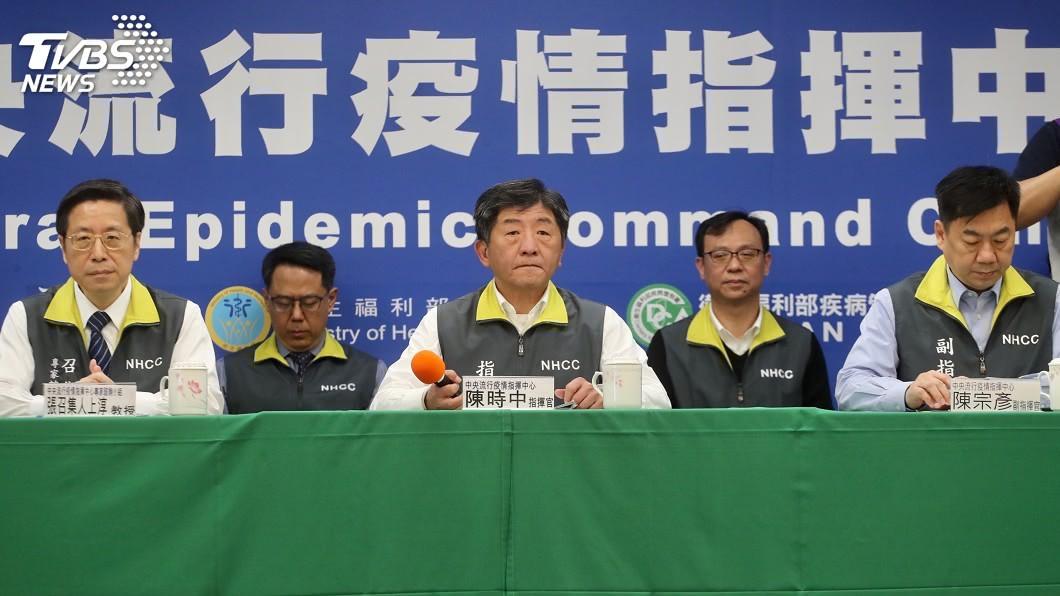 圖/中央社資料畫面 全民向心力! 美媒:台灣防疫成功經驗輸出全球