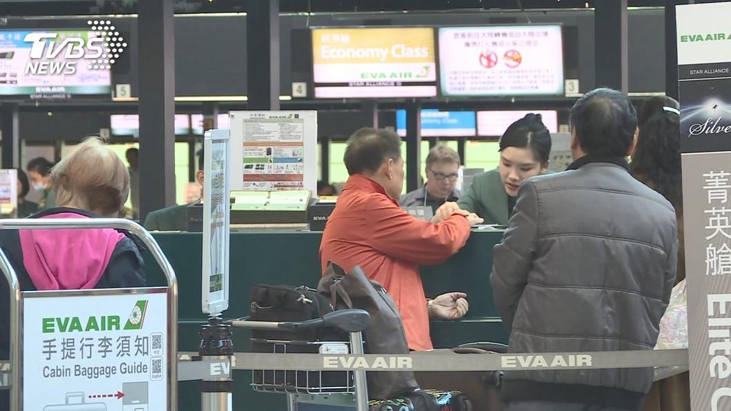 圖/TVBS 增26國旅遊警示! 3月團驟降、歐洲團僅剩20%