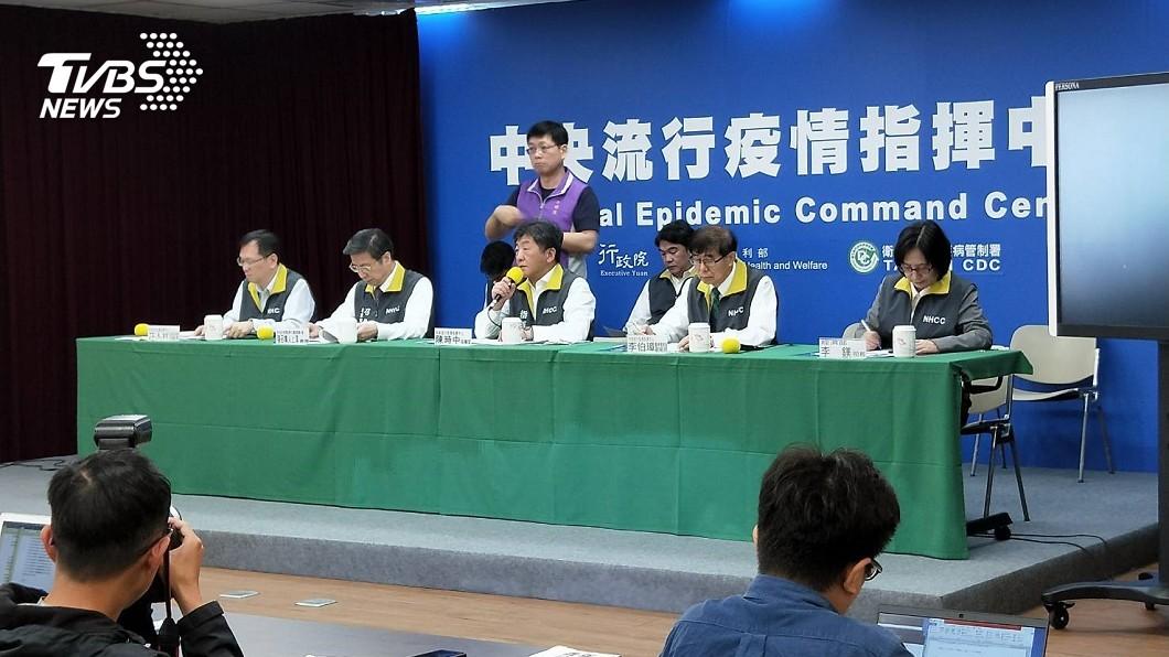 圖/TVBS BBC稱讚防疫 「台灣與大陸近」僅49例確診