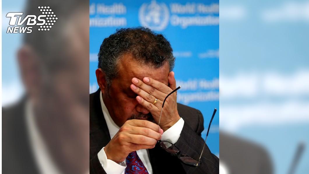 圖/達志影像路透社 譚德塞祖國淪陷 衣索比亞出現武漢肺炎確診首例