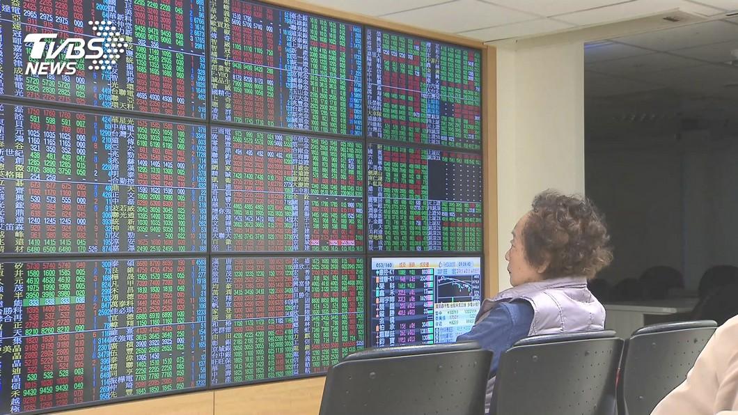 台股早盤指數漲逾40點。(圖/TVBS資料畫面) 台股早盤漲逾40點 逼近14300點關卡