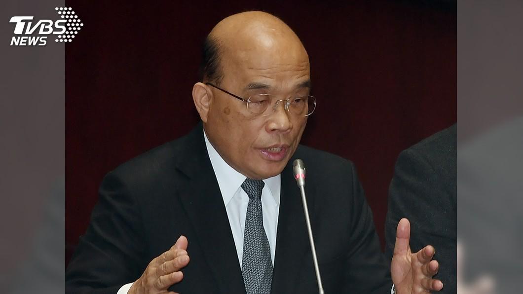 陳玉珍稱「台灣不是國家」 蘇揆:她沒資格當國會議員